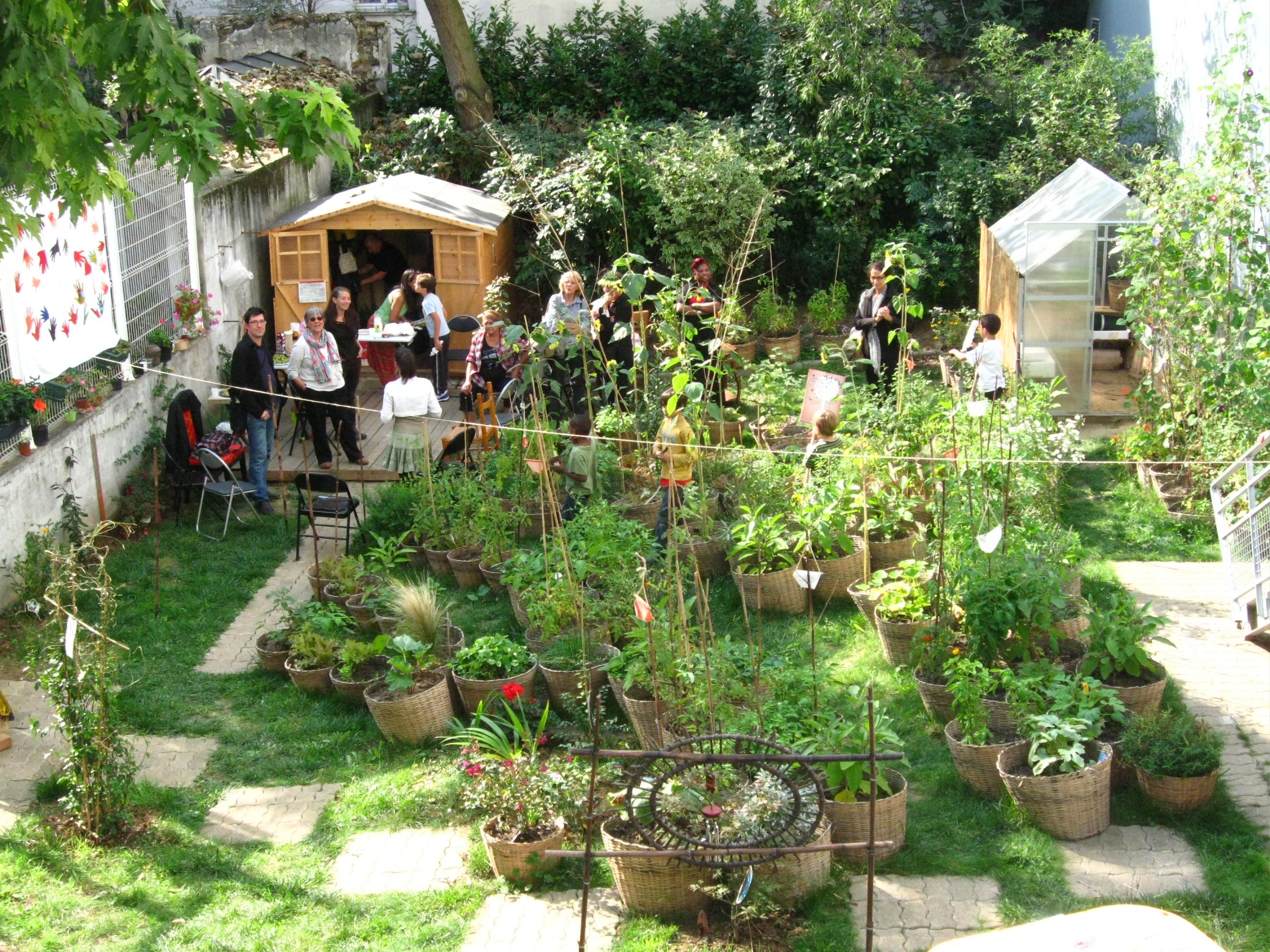 Jardin de l 39 univert jardinons ensemble - Articles de jardin ...