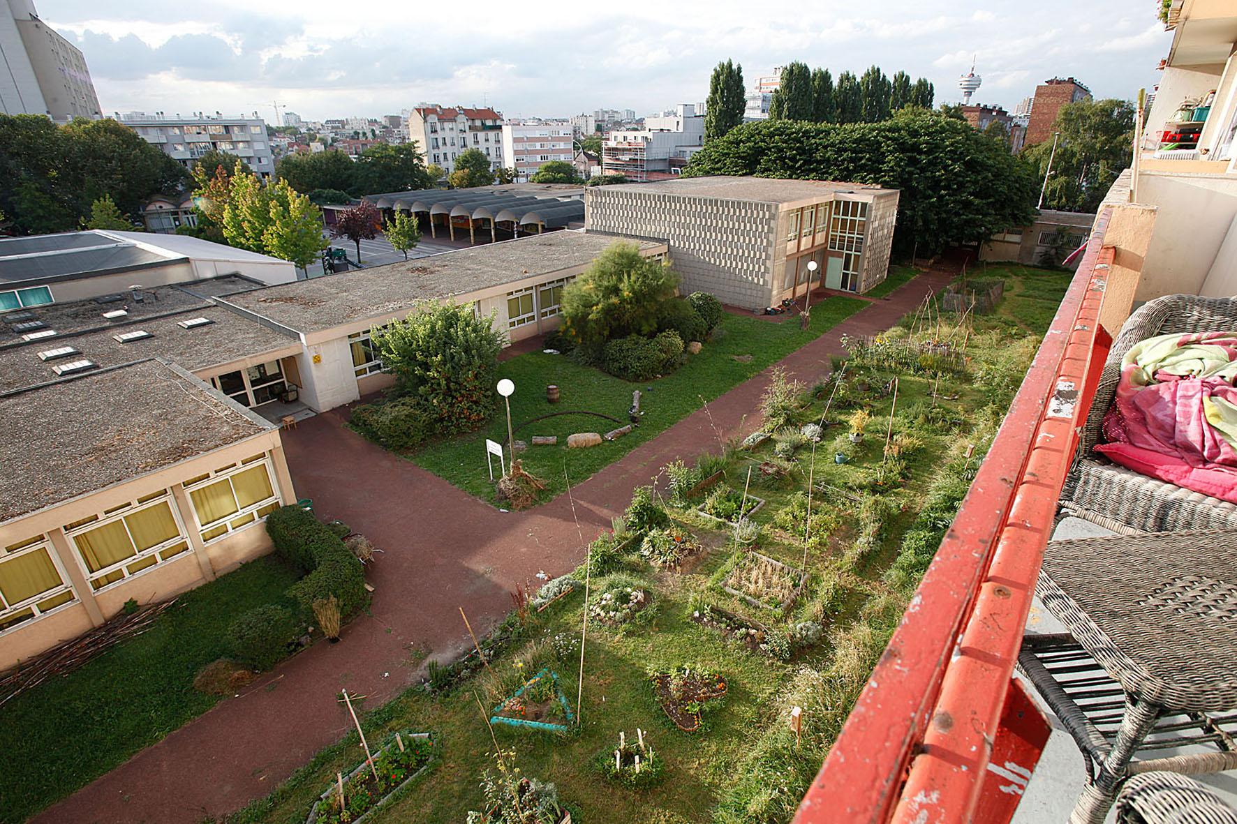 Le jardin au balcon jardinons ensemble - Jardin au balcon ...