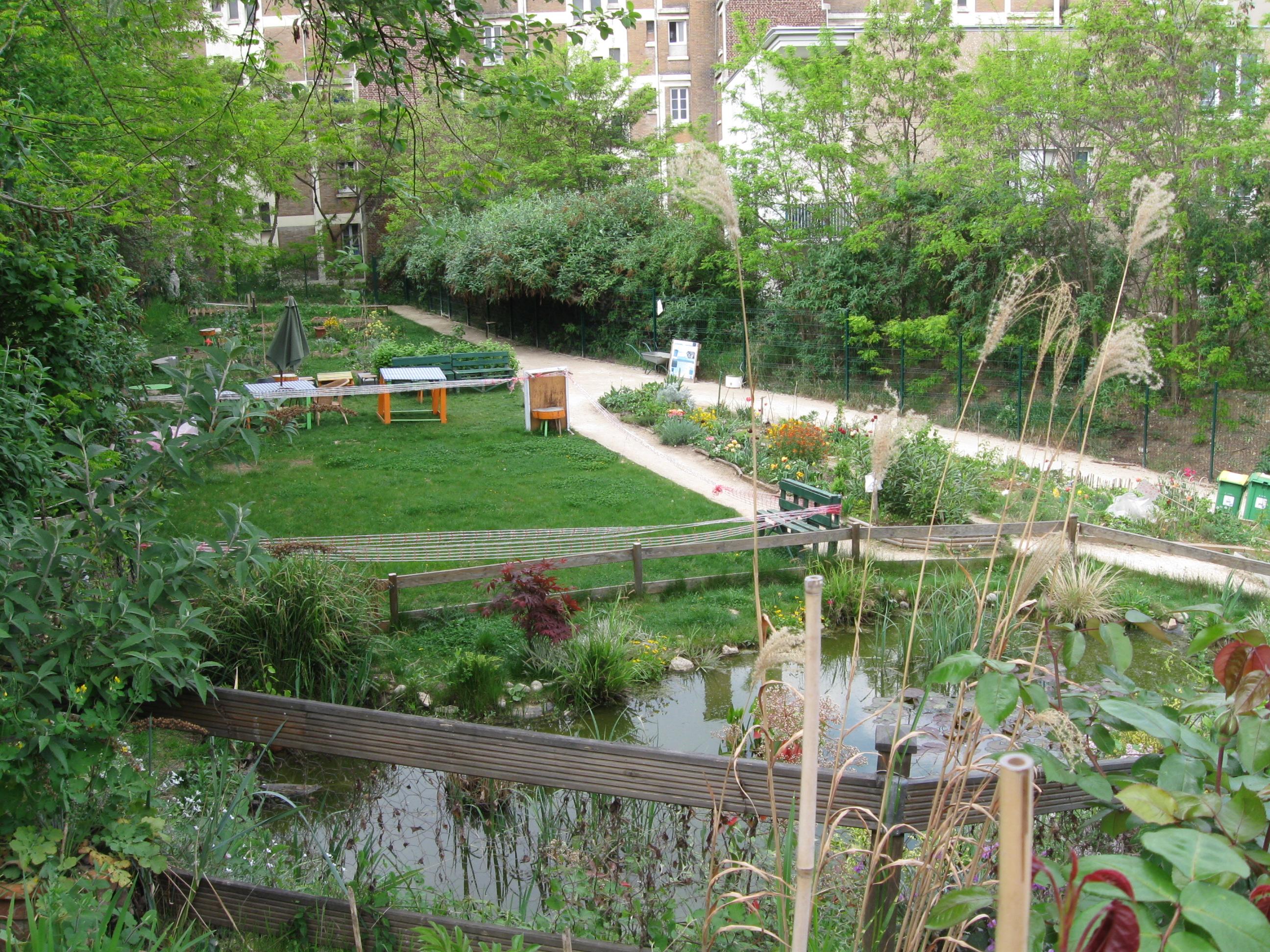 Jardin de l 39 aqueduc jardinons ensemble for Le jardin l experience